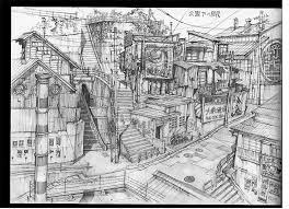 tekkon kinkreet art book shinji kimura black side anime books