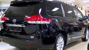 2014 Toyota Sienna AWD Limited - YouTube