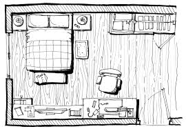 Bedroom Drawing Easy ClipartXtras