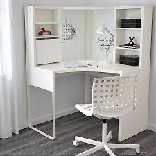solid wood corner desk lovely ikea micke corner workstation corner desk white closet