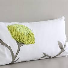 Chartreuse Breakfast Pillow \u2013 Shibang Designs
