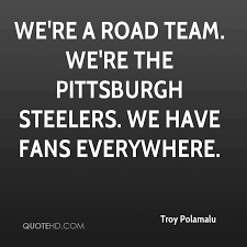 Troy Polamalu Quotes QuoteHD Magnificent Pittsburgh Quotes