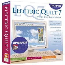 Amazon.com: Electric Quilt 7 EQ7 Upgrade Quilting Design Software ... & Electric Quilt 7 EQ7 Upgrade Quilting Design Software Program Adamdwight.com