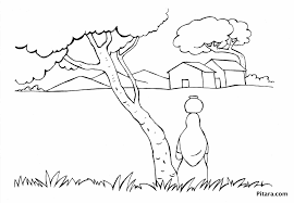 Free printable coloring pages for a variety of themes that you can print out and color. Village Coloring Pages Page 1 Line 17qq Com