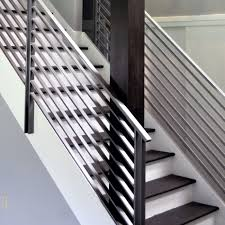 metal stair handrail. Interesting Metal Elegant Iron Studios  Custom Ornamental Metalwork Modern Railing And  Stairs Stainless Steel Glass Cincinnati Dayton Columbus Ohio Inside Metal Stair Handrail R