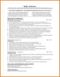 6 Retail Management Resume Samples Budget Reporting