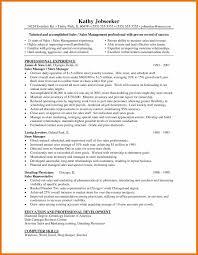 6 Retail Management Resume Samples Budget Reporting