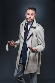how to belt a trench coat