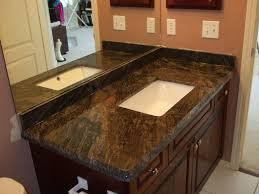 Brown Granite Kitchen