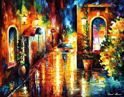 palette knife original paintings art famous artist biography official page gallery large artwork impressionism spain portugal