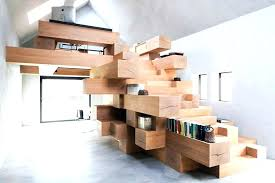 stairs furniture. Under Stairs Bookcase Book Storage Ideas Furniture Wall Staircase For Nursery Diy