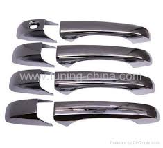 chrome door handle cover for chrysler 300c 1