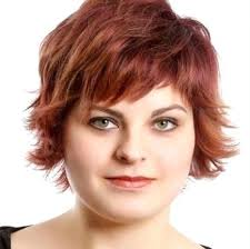 Hairstyles For Chubby Faces 2 Stunning Haircuts For Fat Women Short Haircuts For Fat Women Lovefromtara