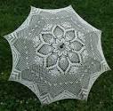 Вязание крючком зонтик описание