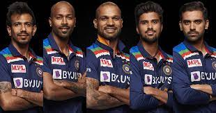 Sri Lanka vs India 2021: Complete ...