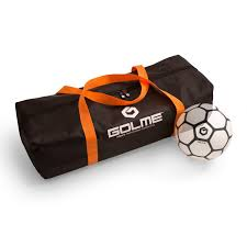 amazon com golme pro training soccer goal full size ultra amazon com golme pro training soccer goal full size ultra portable soccer net sports outdoors
