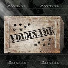 Photoshop Template For Logo Design Pubg Profile Logo Design Template Esportsdesign