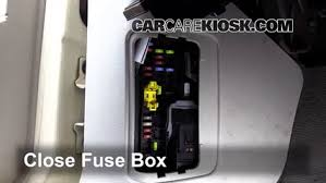 interior fuse box location 2007 2009 chrysler aspen 2008 interior fuse box location 2007 2009 chrysler aspen 2008 chrysler aspen limited 5 7l v8