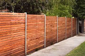 horizontal wood fence with metal posts. Plain Horizontal Contemporary Picket Fence Contemporary Fencing Horizontal Board Fence With Wood Fence Metal Posts
