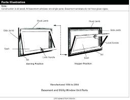 Egress Window Size Egress Window Size Bedroom Window Size