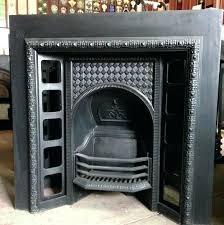fireplace metal frame fireplace insert inserts wood burning original cast iron smaller frame painting metal fireplace frame popin me
