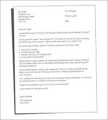 Sample Cover Letter Word Sarahepps Com
