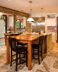Counter Height Kitchen Island Modern With Cabinetry Custom For Dining Table  Ideas 8