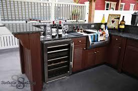 outdoor kitchen bar designs. four seasons outdoor kitchen \u0026 bar design designs
