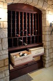 smaller sized wine nook basement finishing ideas design pictures remodel decor and ideas page 293 mahogany wine cellars traditional wine cellar mahogany wine cellars traditional wine cellar