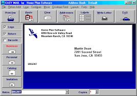 Envelopes Address Print Easy Mail Print Envelopes Mailing Labels Letters And Memos