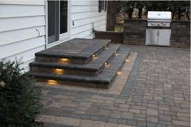 inspired led outdoor lighting stair