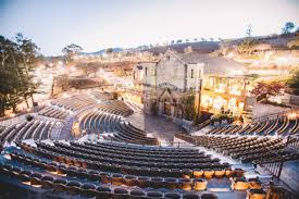 The Mountain Winery Seating Chart The Mountain Winery Saratoga California United States
