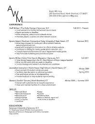 Austin Mirmina Graphics Resume