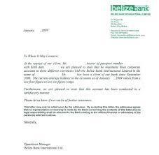 Letter Format For Bank Tomyumtumwebcom Letter Bank Note Template