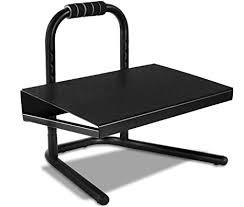 standing desk footstool. Brilliant Standing Standing Desk Foot Stool  Adjustable Height Ergonomic Footrest For  Under Support And Throughout Footstool V