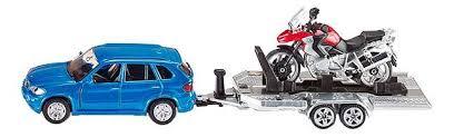 Купить набор <b>Siku Машина</b> с прицепом и <b>Мотоциклом</b>, цены в ...