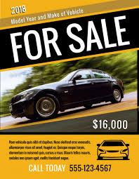 028 Car For Sale Template Free Vehicle Bill Of Printable Nc