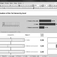 Assessment Sheet Using A Standard Spreadsheet Software | Download ...
