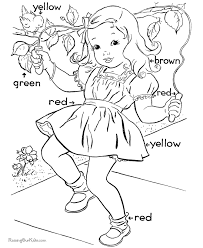 Small Picture Coloring Pages Color Activities For Kids AZ Coloring Pages