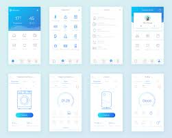 Mobile Home Design App Smart Home Android App Design Ios App Design App Design