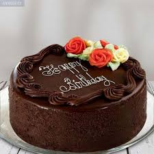 Buy Order Rose Design Chocolate Birthday Cake Online At Best Price