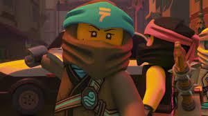 Lego NINJAGO season 11 - Meet Jay, Nya and Aspheera - YouTube