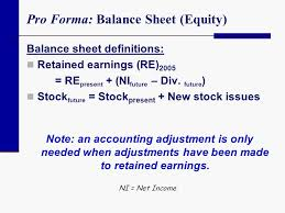 definitions of balance sheet reading analyzing non re business ratios financial statements