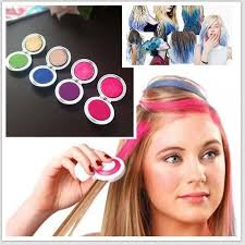 Hot Huez Hues Hair Chalk Set Temporary Hair Non Toxic Diy Pastel Hair Dye  Chalk Party Fashion Look #m01022 Trending Hair Color Spring Hair Color  Trends From ...