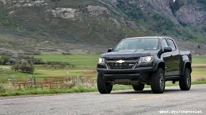 Colorado chevy colorado zr2 : 5 Things You Need To Know About The 2017 Chevrolet Colorado ZR2 ...