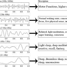 Brain Waves Charts Description Download Scientific Diagram