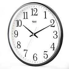 office clock wall. Maddin Fashion Wall Clock Parlor Office Simple Mute Pen Creative Quartz Calendar Perpetual D023 C