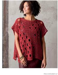 Free Crochet Top Patterns