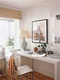 white home office. 28 White Small Home Office Ideas