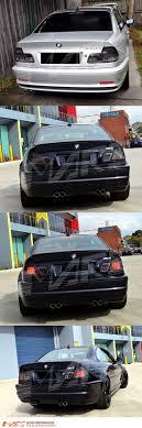 BMW Convertible bmw m3 egypt : Smoked BMW E46 Coupe 99-02 M3 LED Tail Lights 320Ci 323Ci 325ci ...